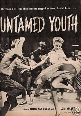 """Résultat de recherche d'images pour """"untamed youth"""""""